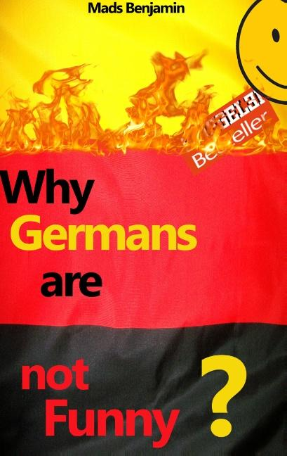 Cover-Bild Why Germans are not Funny?