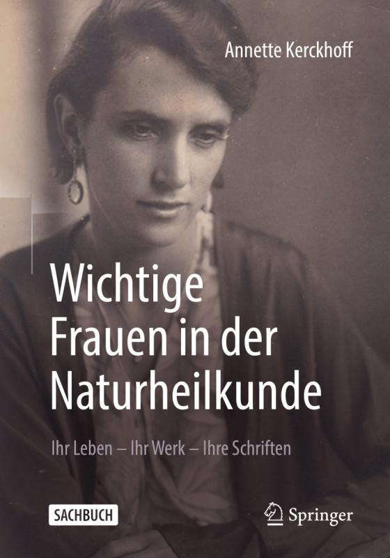 Cover-Bild Wichtige Frauen in der Naturheilkunde