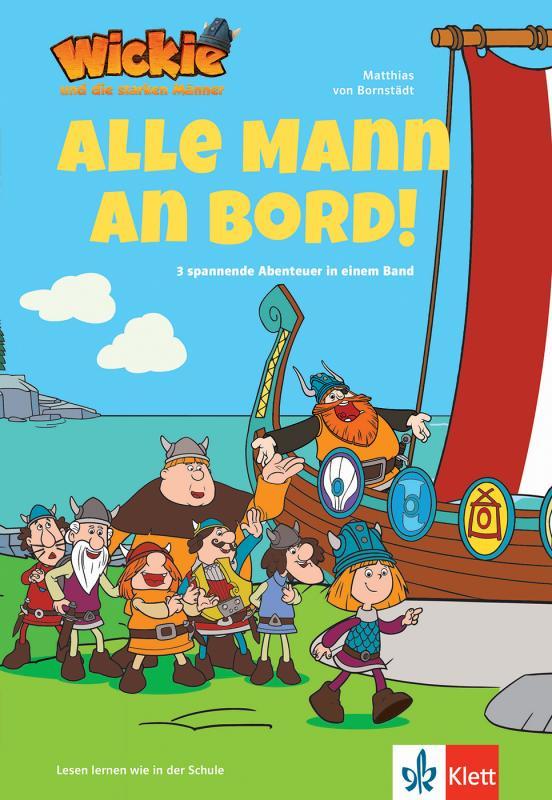 Cover-Bild Wickie und die starken Männer Alle Mann an Bord! 2. Klasse