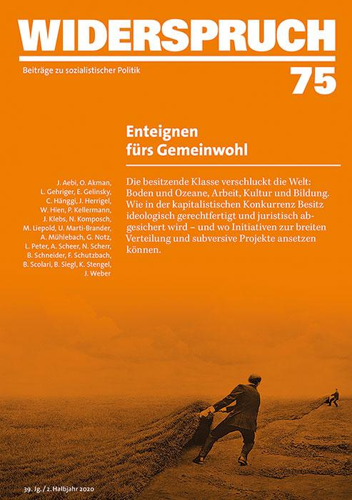 Cover-Bild Widerspruch 75