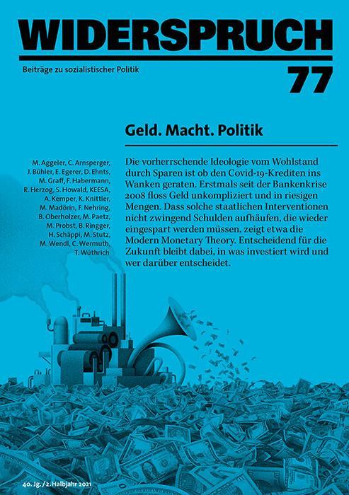 Cover-Bild Widerspruch 77