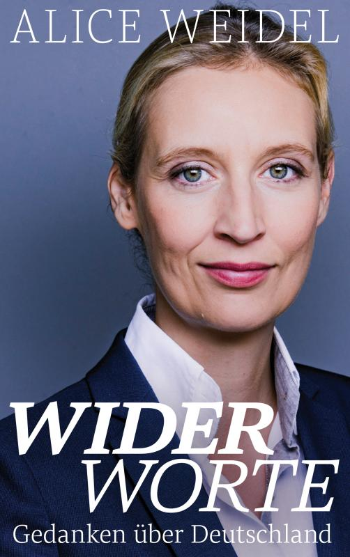 Cover-Bild Widerworte: Gedanken über Deutschland