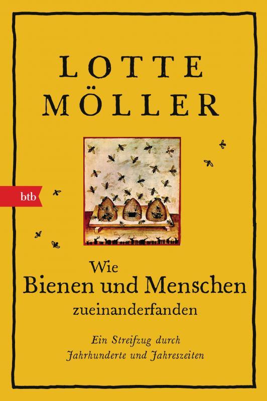 Cover-Bild Wie Bienen und Menschen zueinanderfanden