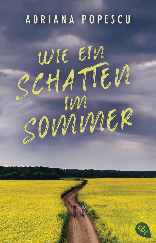 Cover-Bild Wie ein Schatten im Sommer