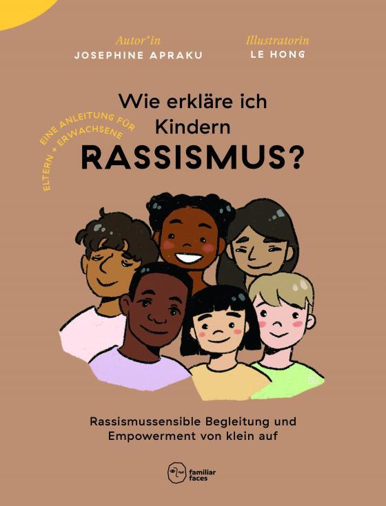 Cover-Bild Wie erkläre ich Kindern Rassismus?