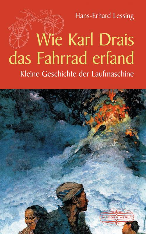 Cover-Bild Wie Karl Drais das Fahrrad erfand