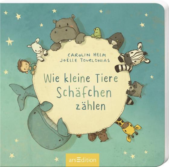 Cover-Bild Wie kleine Tiere Schäfchen zählen