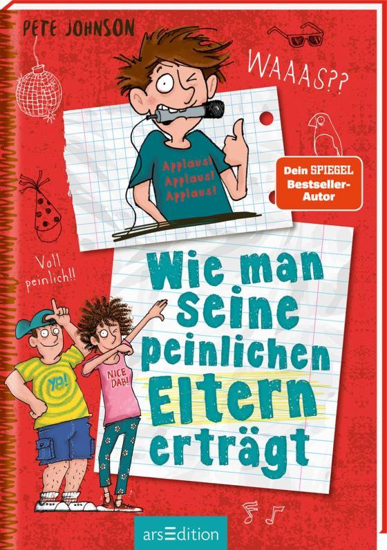 Cover-Bild Wie man seine peinlichen Eltern erträgt (Eltern 2)