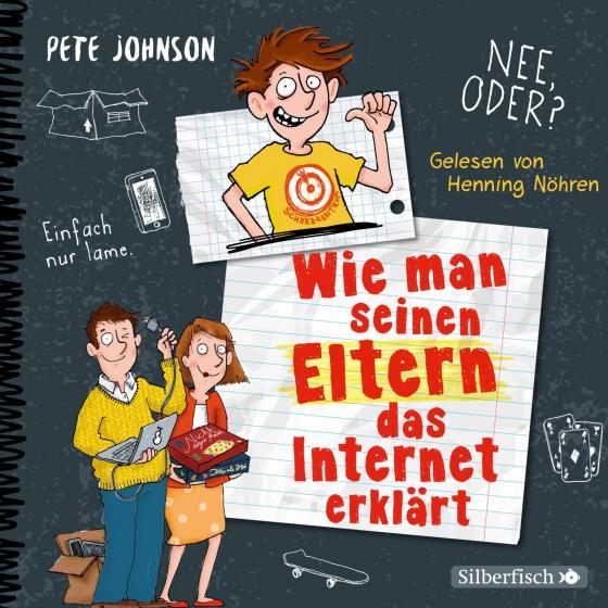 Cover-Bild Wie man seinen Eltern das Internet erklärt (Eltern 4)