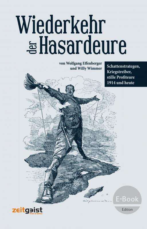 Cover-Bild Wiederkehr der Hasardeure