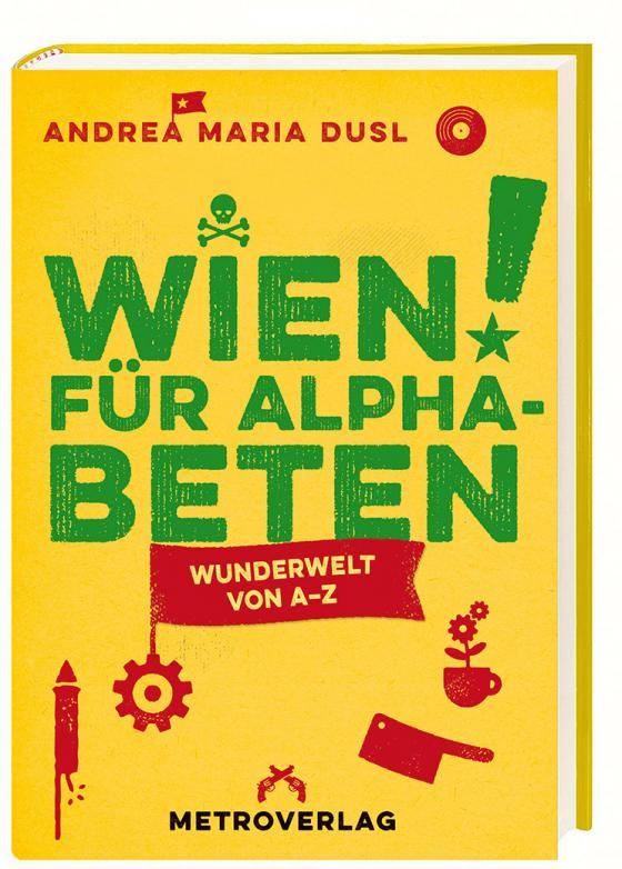 Cover-Bild Wien für Alphabeten