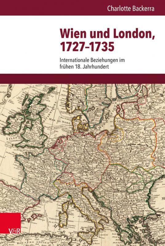 Cover-Bild Wien und London, 1727–1735