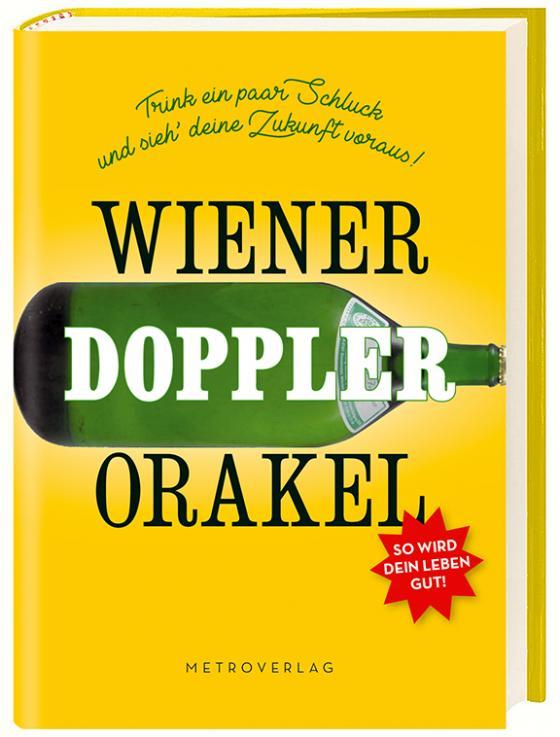 Cover-Bild Wiener Doppler Orakel
