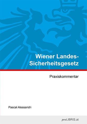 Cover-Bild Wiener Landes-Sicherheitsgesetz