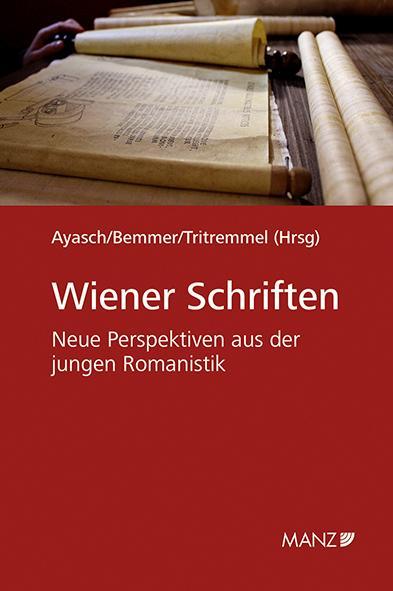 Cover-Bild Wiener Schriften