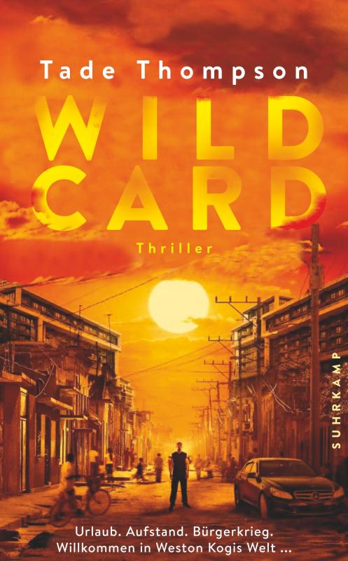 Cover-Bild Wild Card