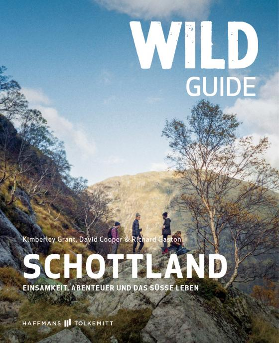 Cover-Bild Wild Guide Schottland