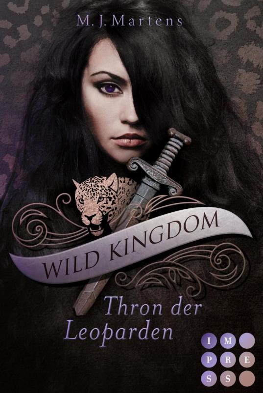 Cover-Bild Wild Kingdom 1: Thron der Leoparden