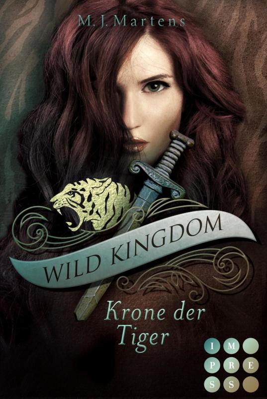Cover-Bild Wild Kingdom 2: Krone der Tiger