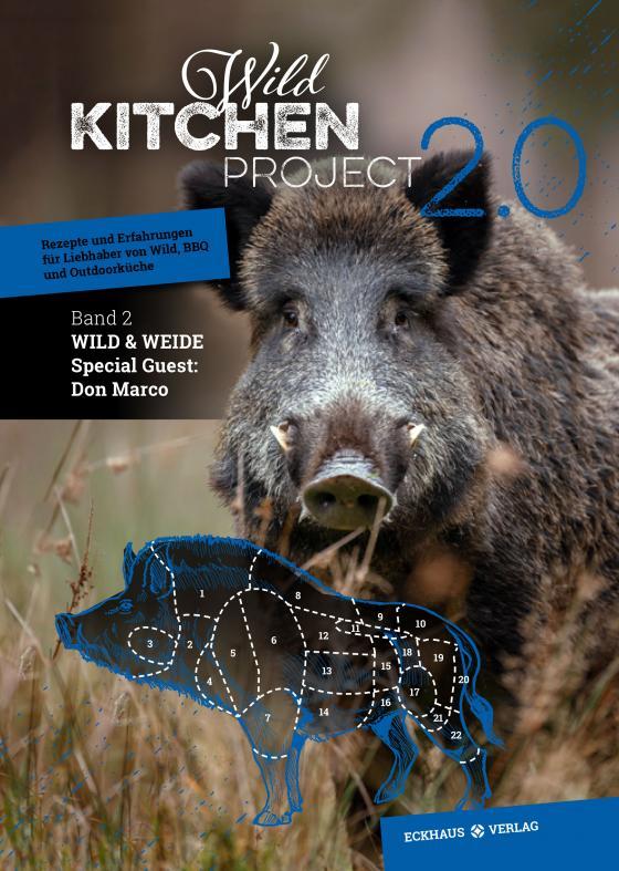 Cover-Bild Wild Kitchen Project