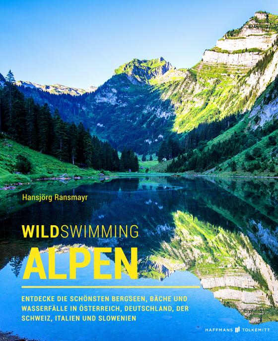 Cover-Bild Wild Swimming Alpen