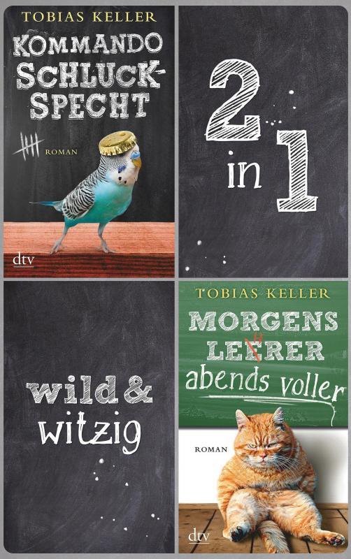 Cover-Bild Wild und witzig