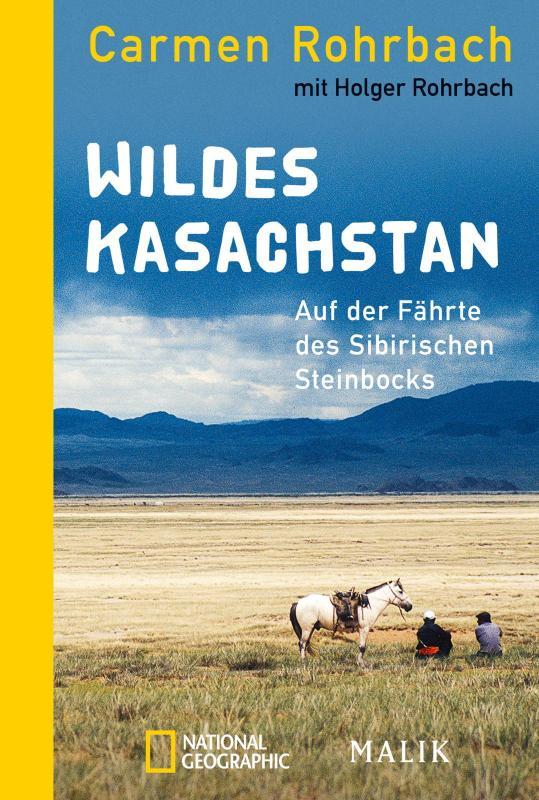 Cover-Bild Wildes Kasachstan