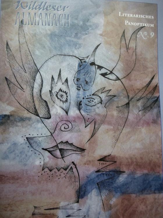 Cover-Bild wildleser-almanach 9