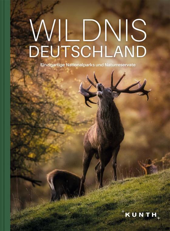 Cover-Bild Wildnis Deutschland