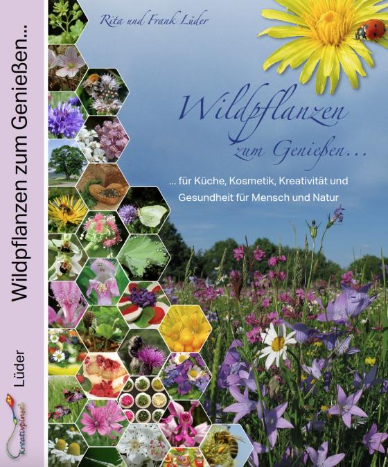 Cover-Bild Wildpflanzen zum Genießen...