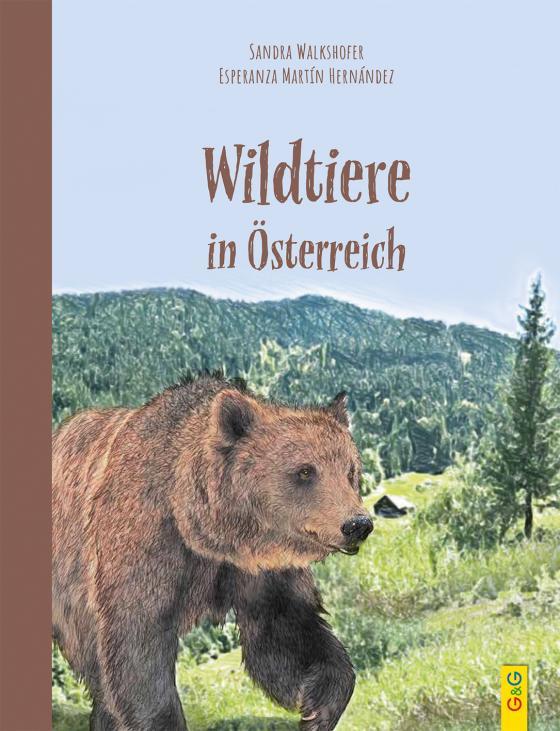 Cover-Bild Wildtiere in Österreich