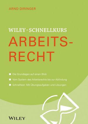 Cover-Bild Wiley-Schnellkurs Arbeitsrecht