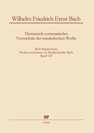 Cover-Bild Wilhelm Friedrich Ernst Bach (1759-1845)
