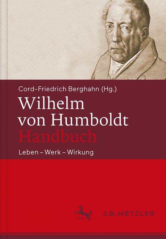 Cover-Bild Wilhelm von Humboldt-Handbuch