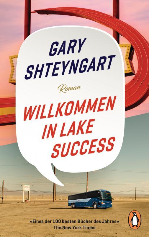 Cover-Bild Willkommen in Lake Success