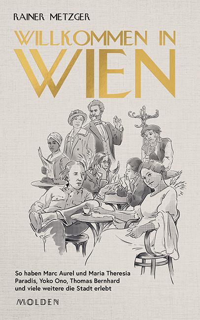 Cover-Bild Willkommen in Wien