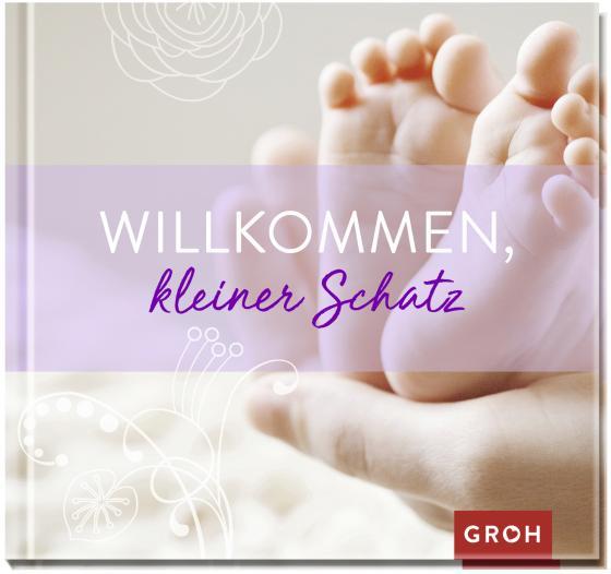 Cover-Bild Willkommen, kleiner Schatz