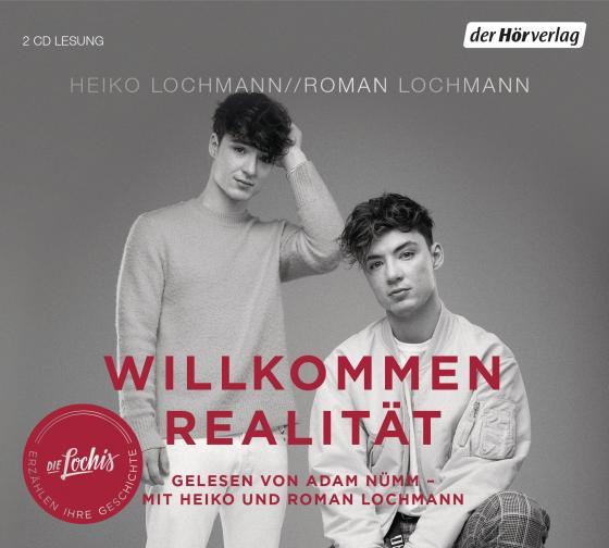 Cover-Bild Willkommen Realität