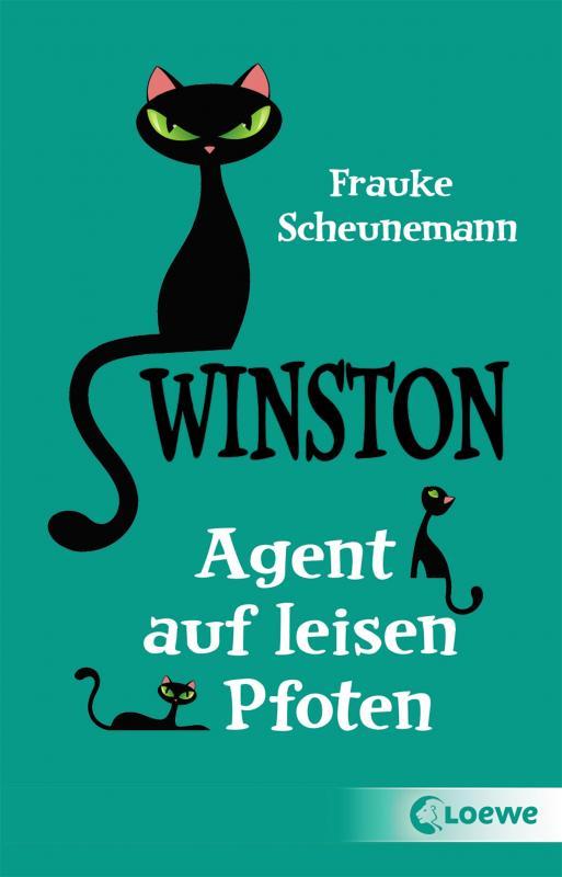 Cover-Bild Winston - Agent auf leisen Pfoten