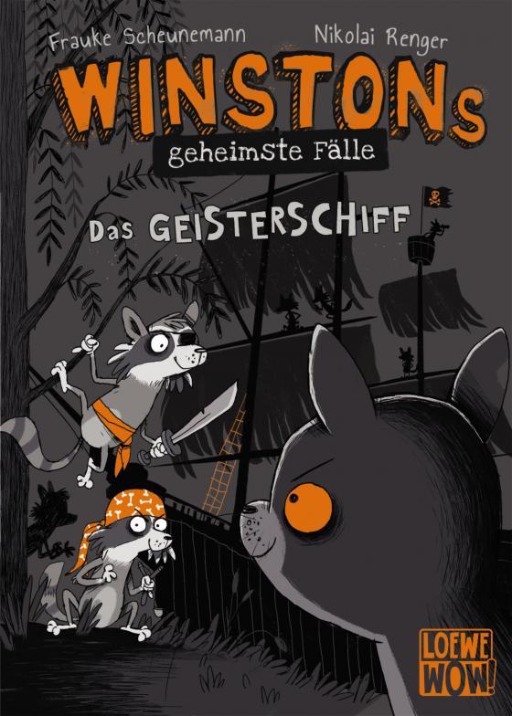 Cover-Bild Winstons geheimste Fälle (Band 2) - Das Geisterschiff