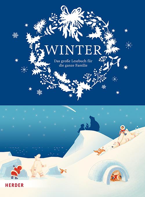 Cover-Bild Winter. Das große Lesebuch für die ganze Familie