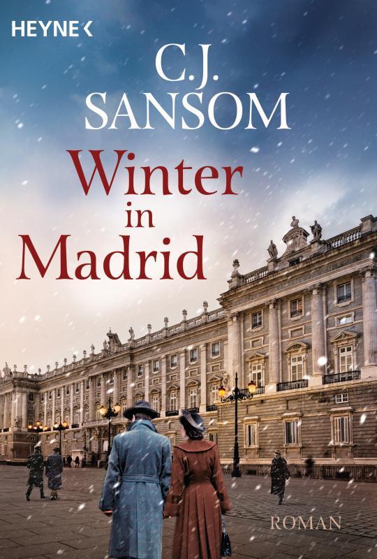 Cover-Bild Winter in Madrid
