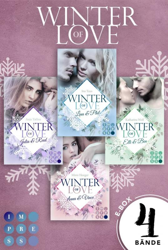 Cover-Bild Winter of Love: Alle Bände der romantischen Winter-Serie in einer E-Box!