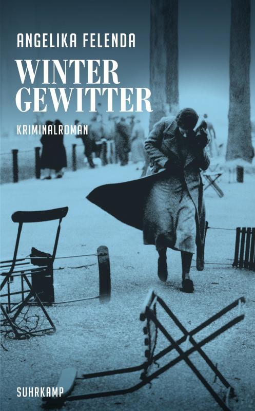 Cover-Bild Wintergewitter