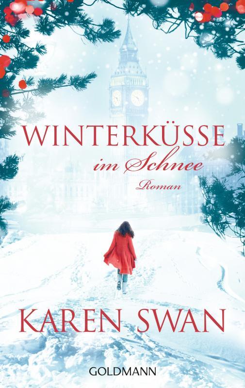 Cover-Bild Winterküsse im Schnee