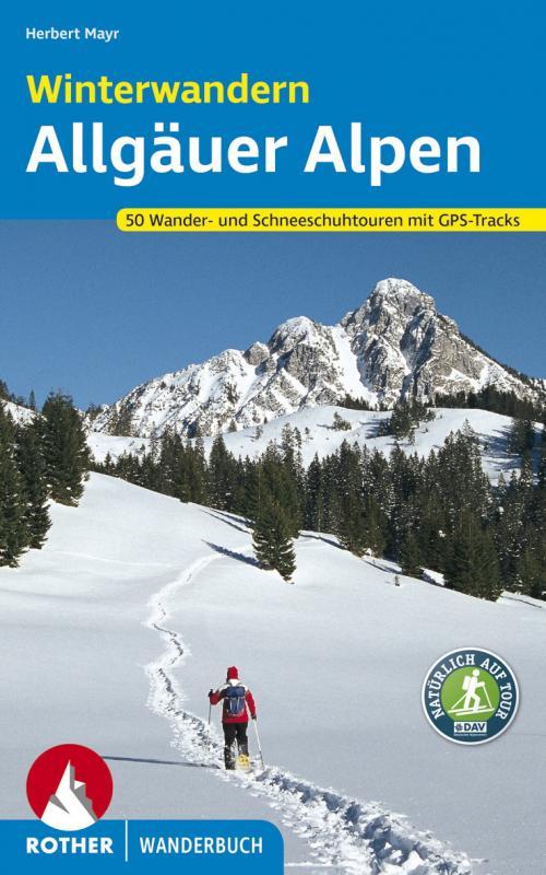 Cover-Bild Winterwandern Allgäuer Alpen