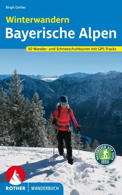 Cover-Bild Winterwandern Bayerische Alpen