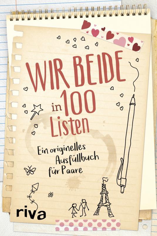 Cover-Bild Wir beide in 100 Listen