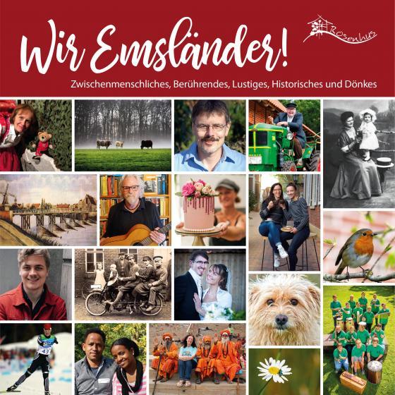 Cover-Bild Wir Emsländer!
