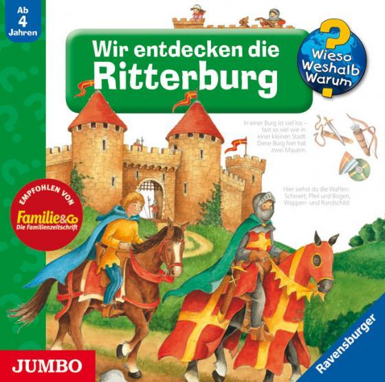 Cover-Bild Wir entdecken die Ritterburg
